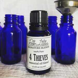 4 Thieves Synergy Oil
