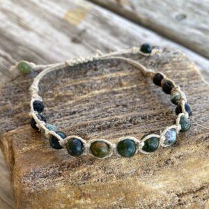 Macrame Meditation Bracelet