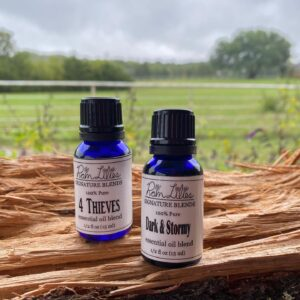 Dark & Stormy Synergy Oil
