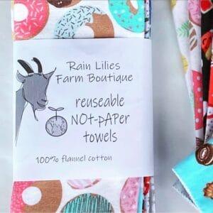 Reusable Not-Paper Towels